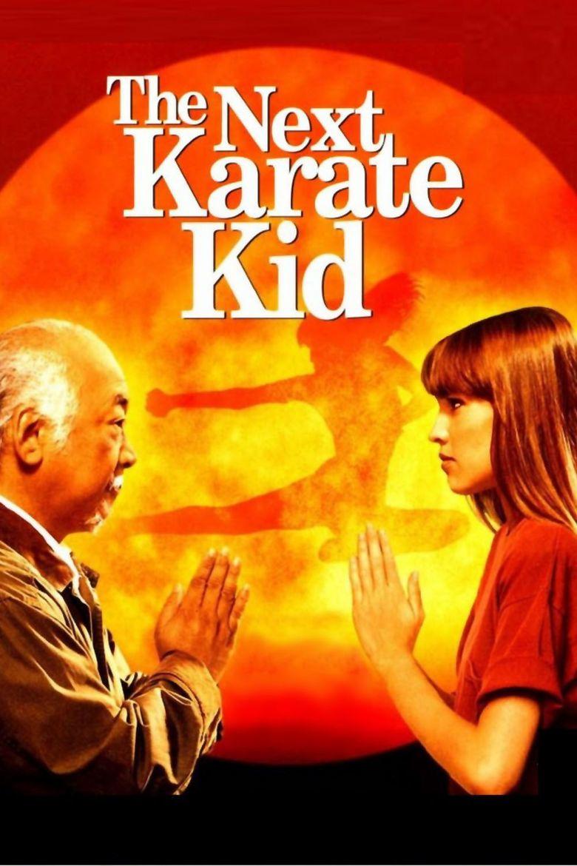 The Next Karate Kid movie poster