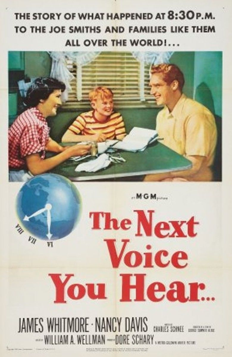 The Next Voice You Hear movie poster