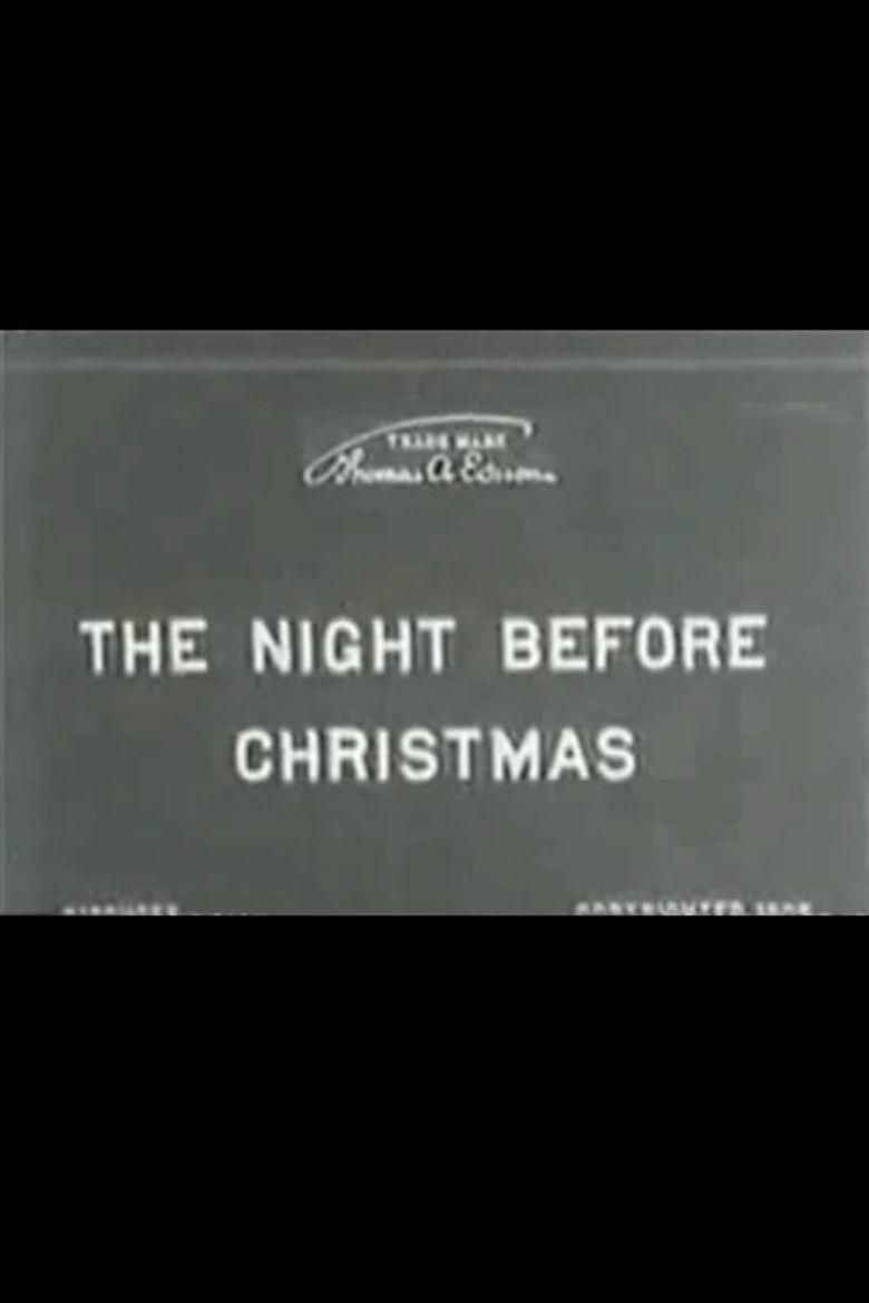 The Night Before Christmas (1905 film) movie poster