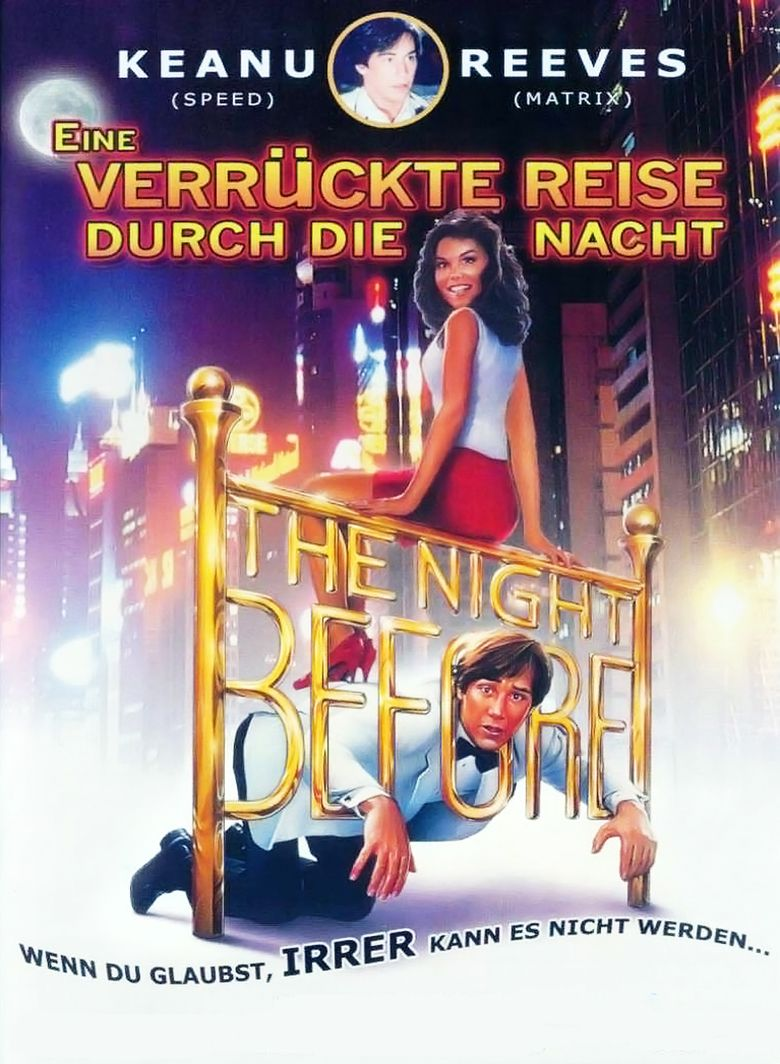 The Night Before (film) movie poster