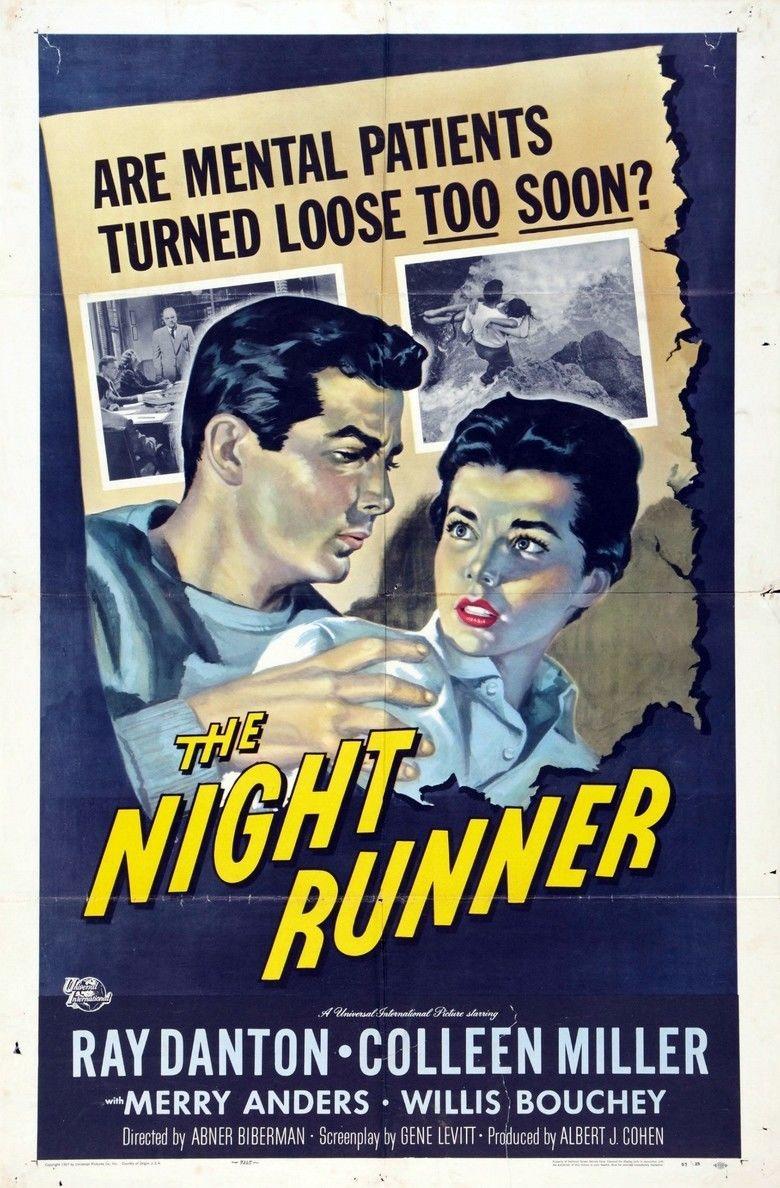The Night Runner movie poster