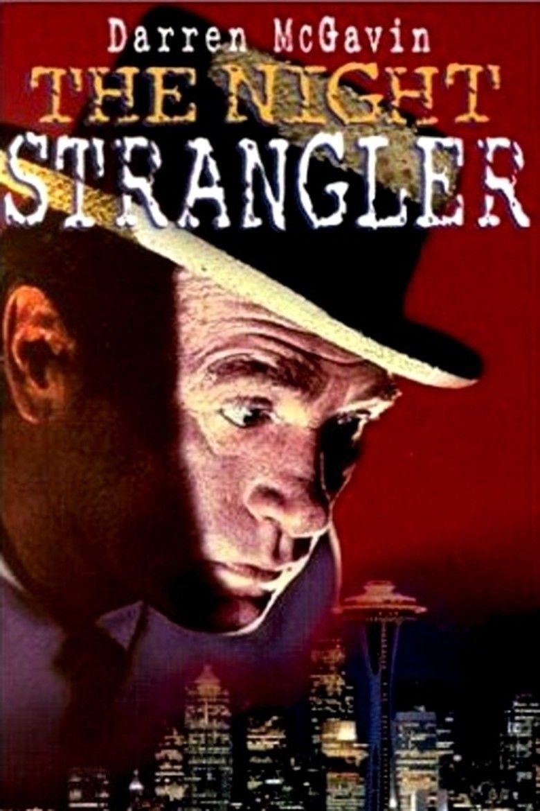 The Night Strangler (film) movie poster