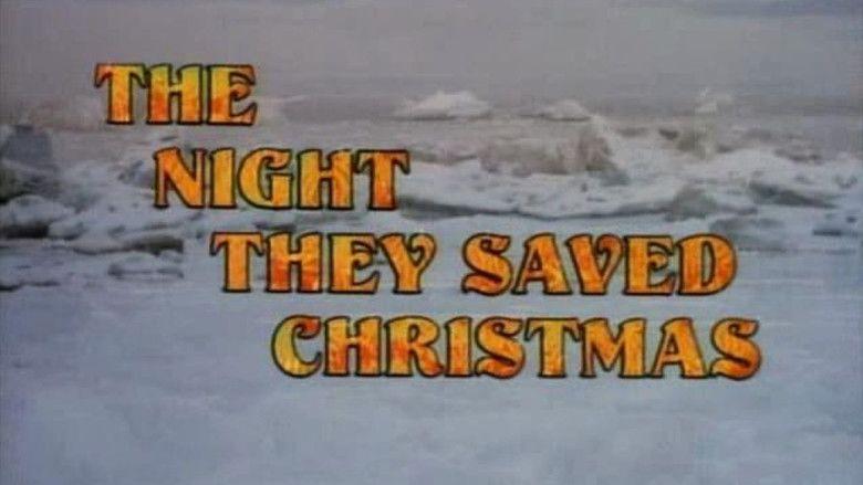 The Night They Saved Christmas movie scenes