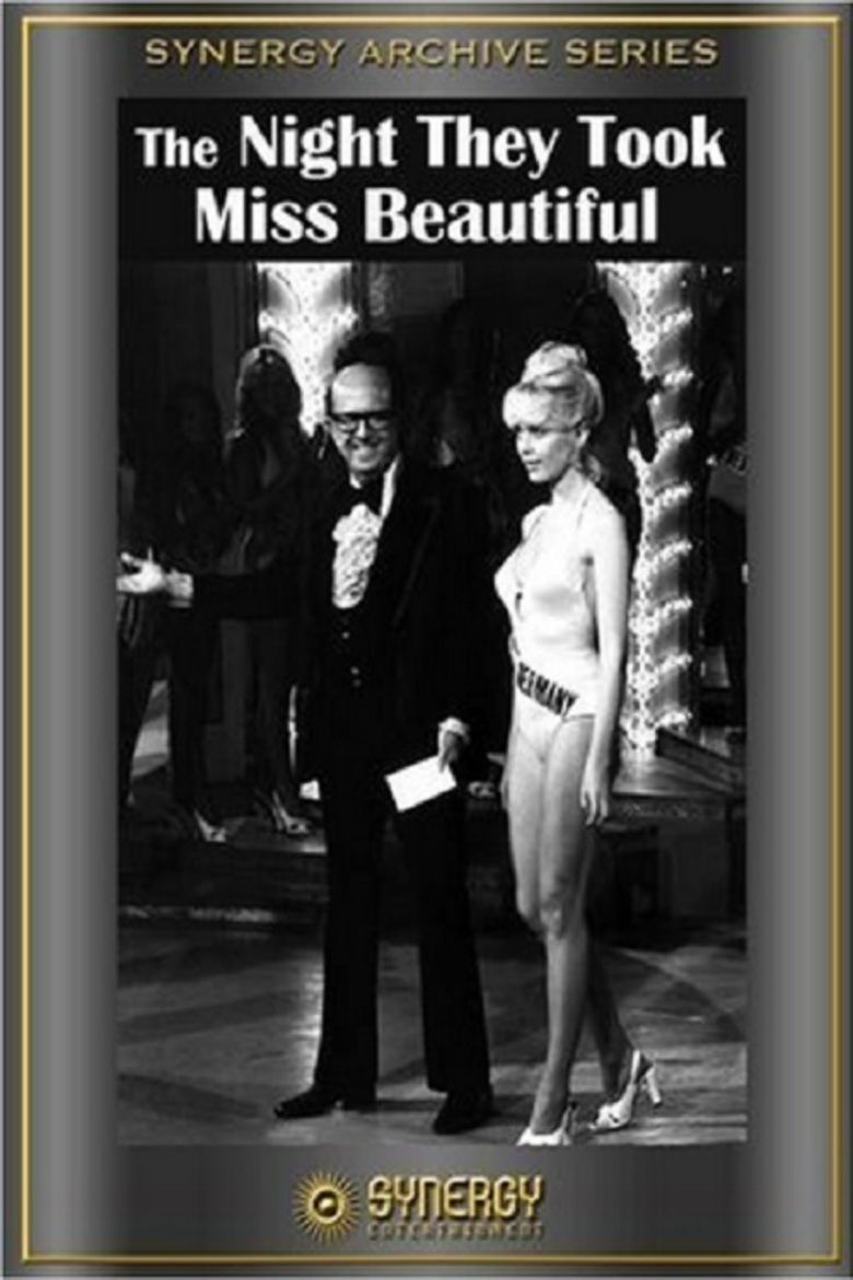 The Night They Took Miss Beautiful movie poster