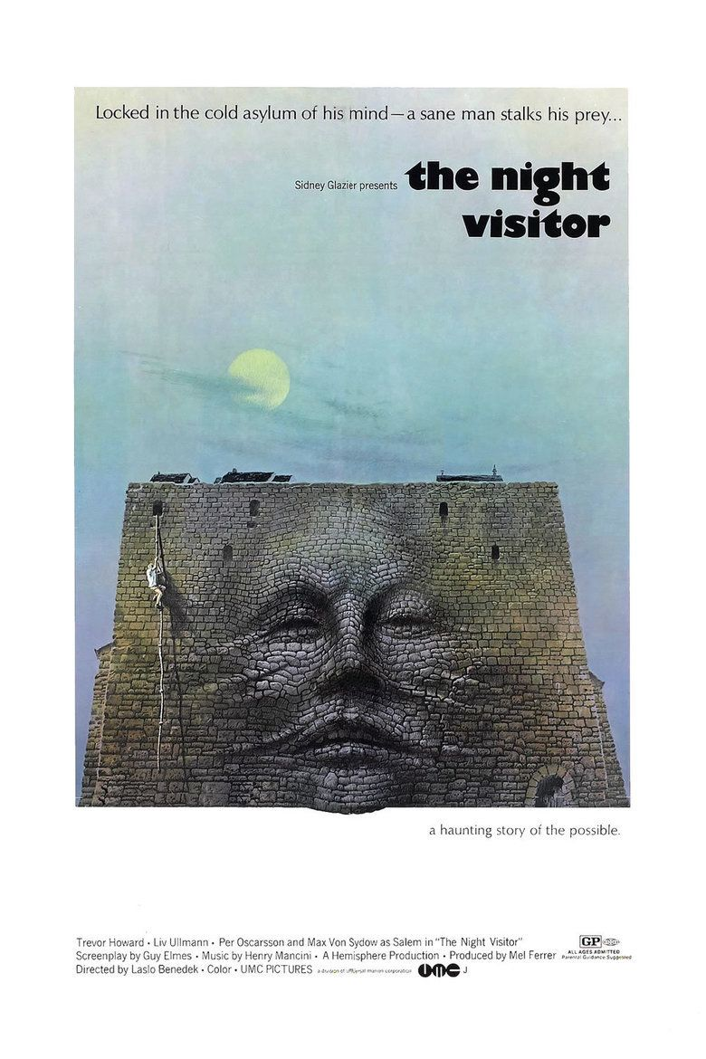 The Night Visitor movie poster