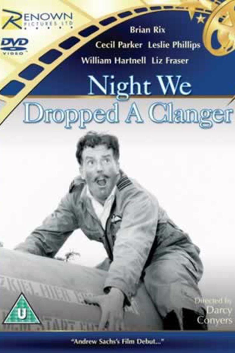 The Night We Dropped a Clanger movie poster
