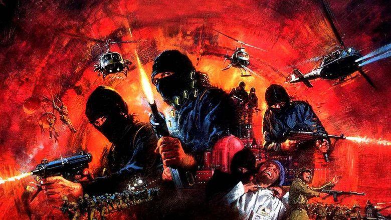 The Ninja Mission movie scenes