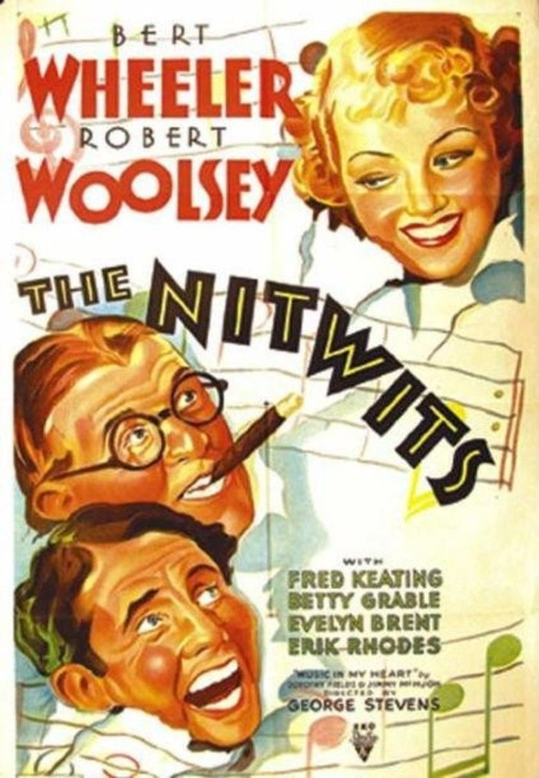 The Nitwits movie poster