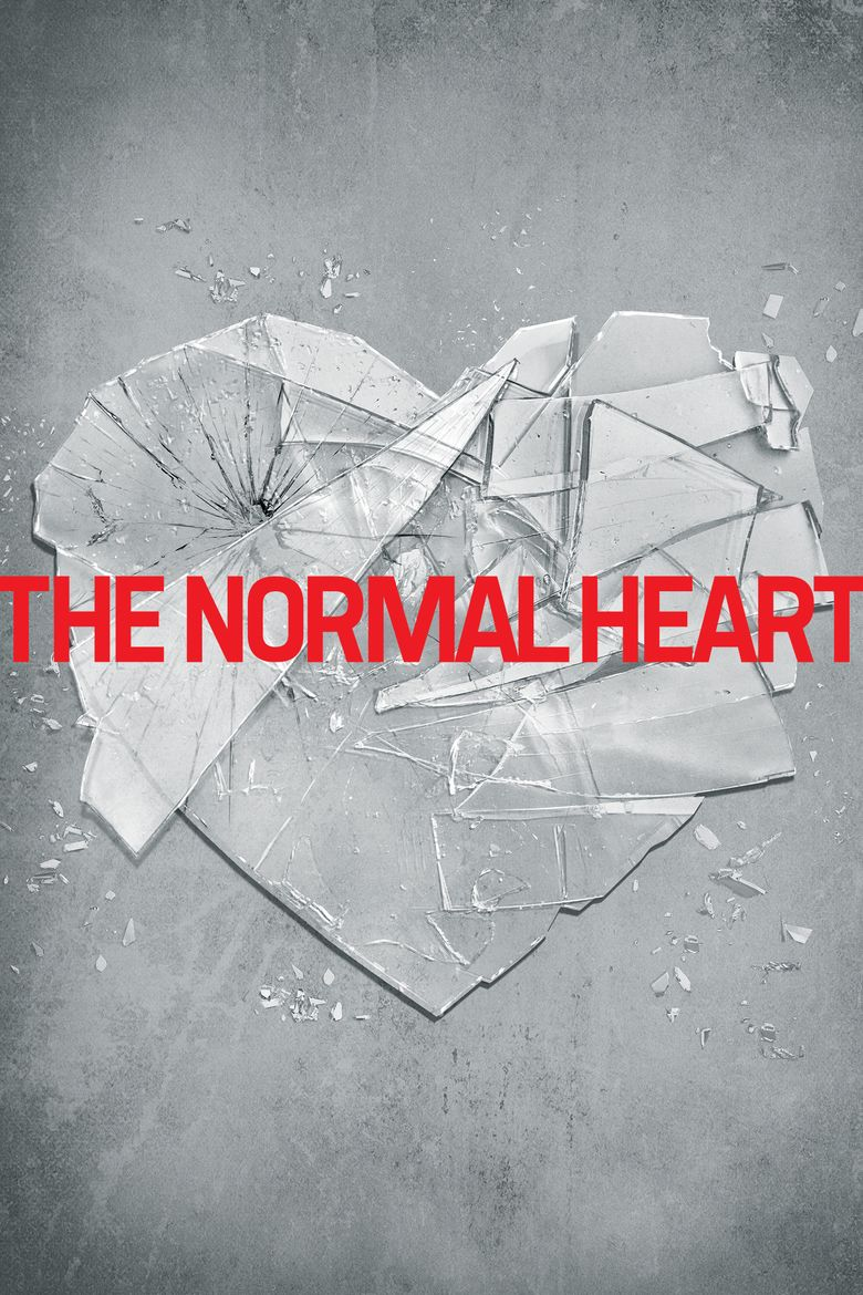 The Normal Heart (film) movie poster