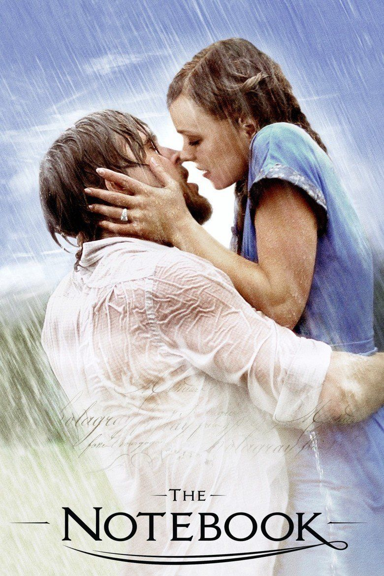 The Notebook (2004 film) movie poster