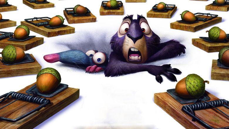 The Nut Job movie scenes