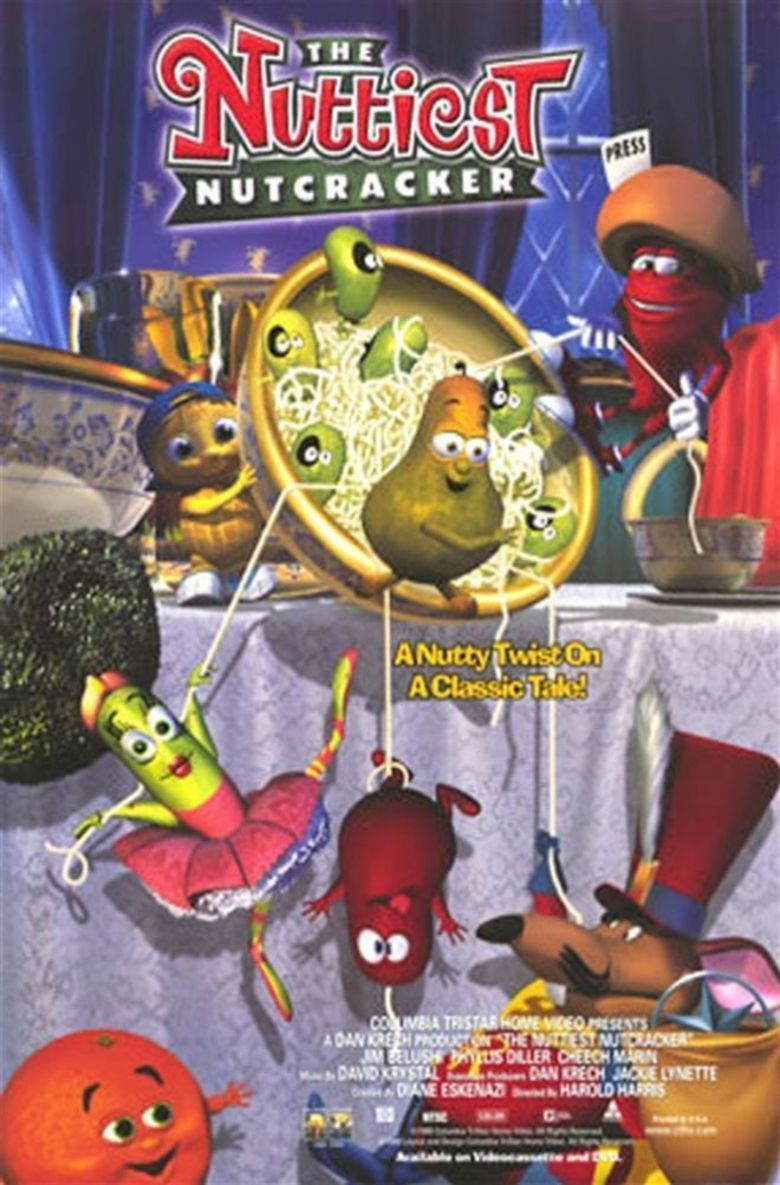 The Nuttiest Nutcracker movie poster