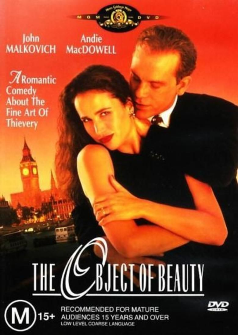 The Object of Beauty movie poster