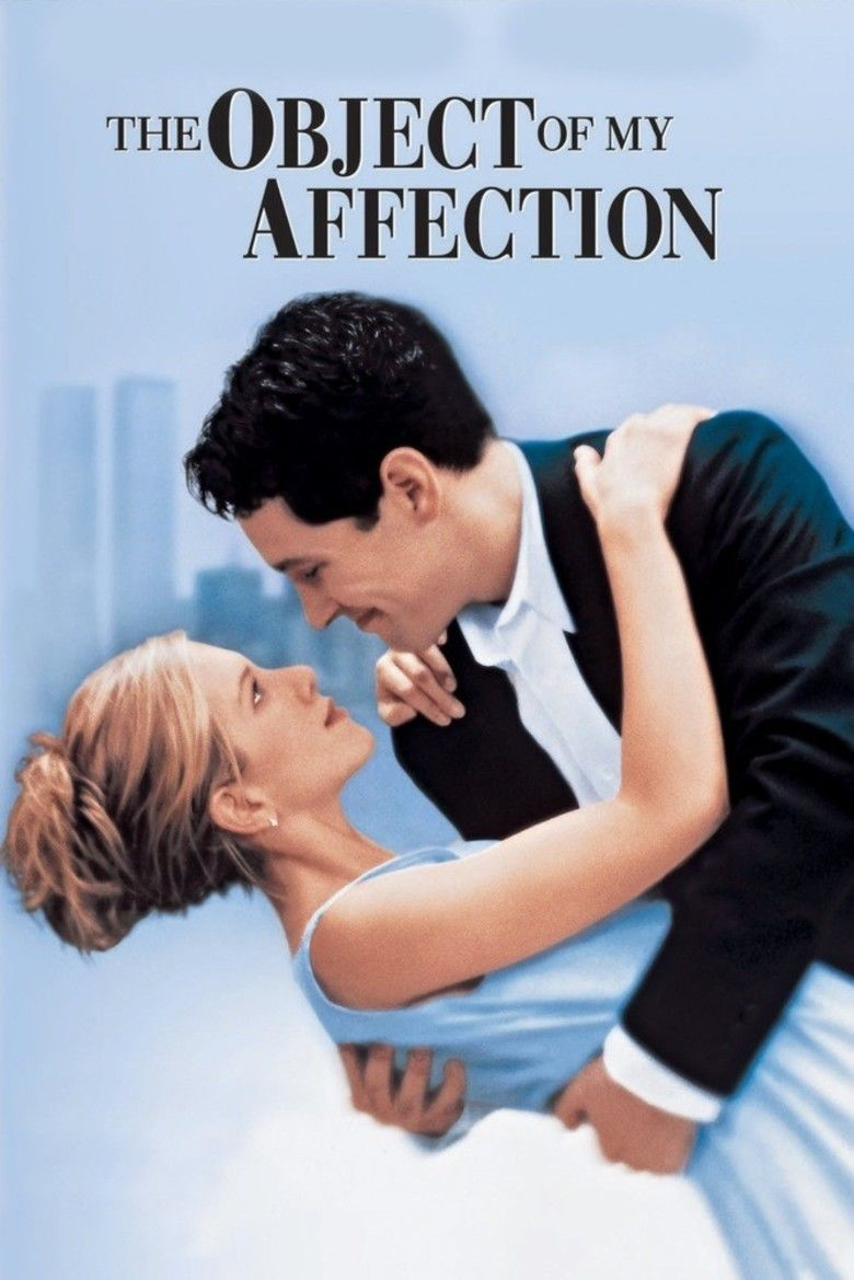 The Object of My Affection movie poster