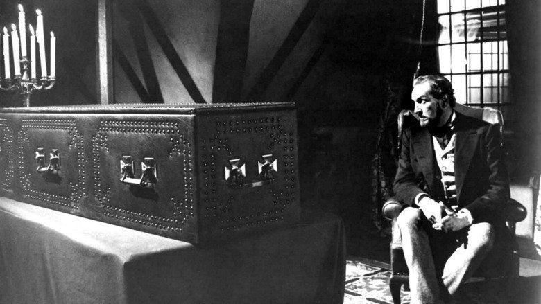 The Oblong Box (film) movie scenes