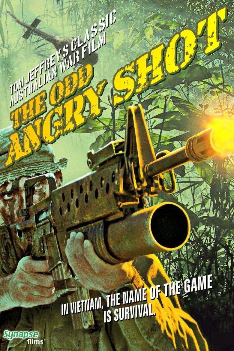 The Odd Angry Shot movie poster