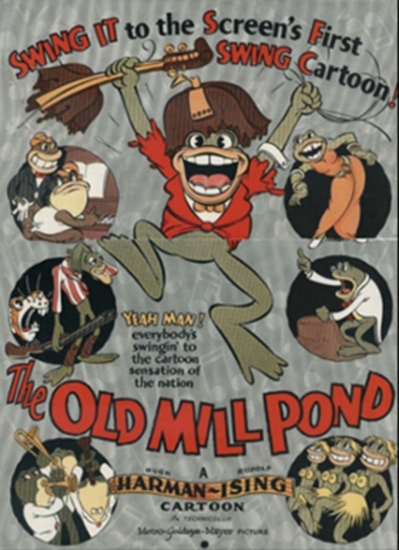 The Old Mill Pond movie poster