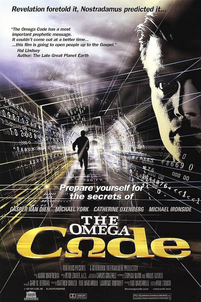 The Omega Code movie poster