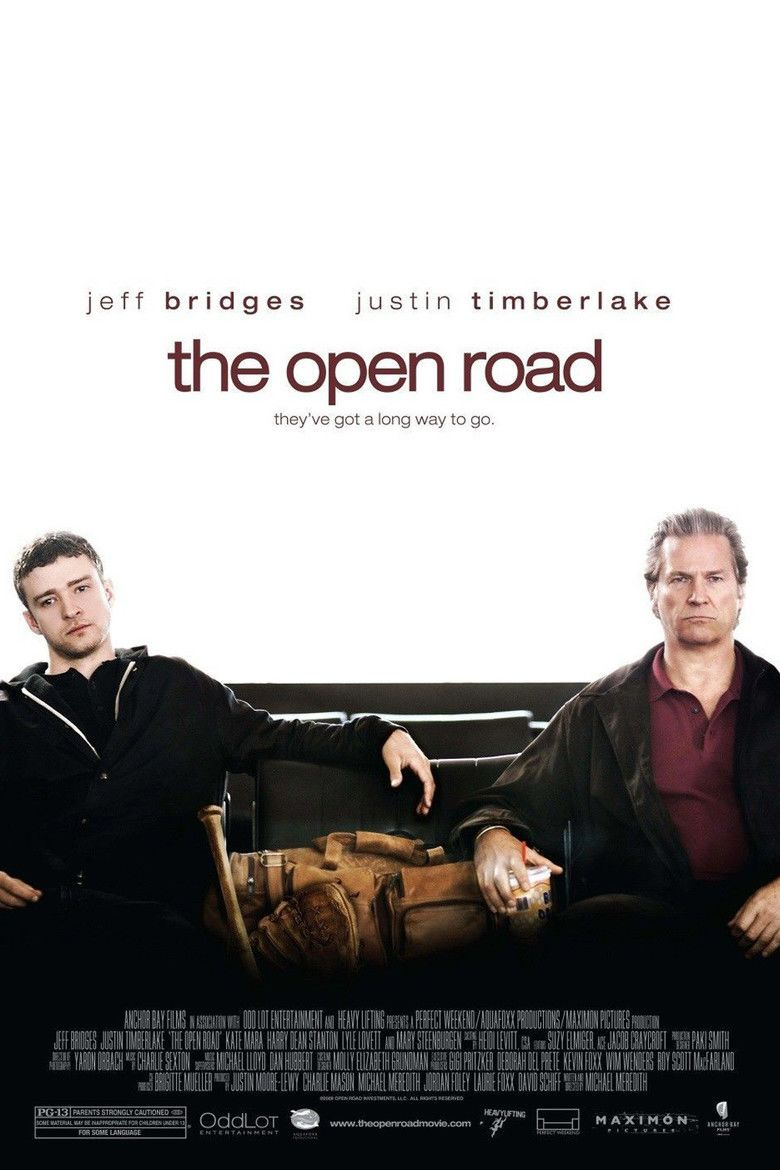 The Open Road movie poster