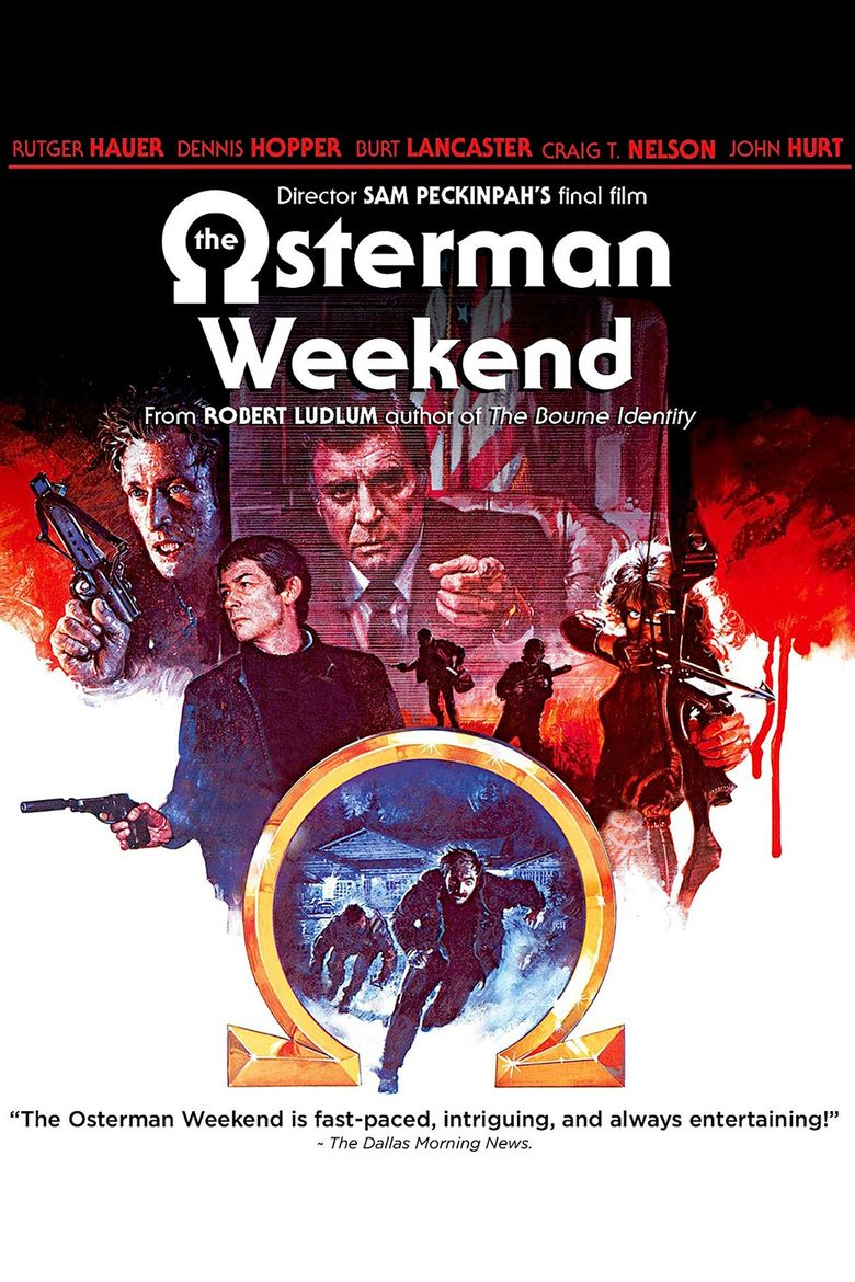 The Osterman Weekend (film) movie poster