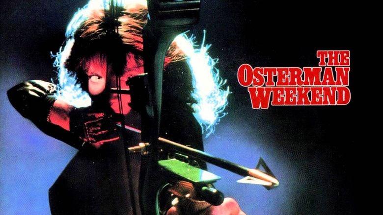 The Osterman Weekend (film) movie scenes