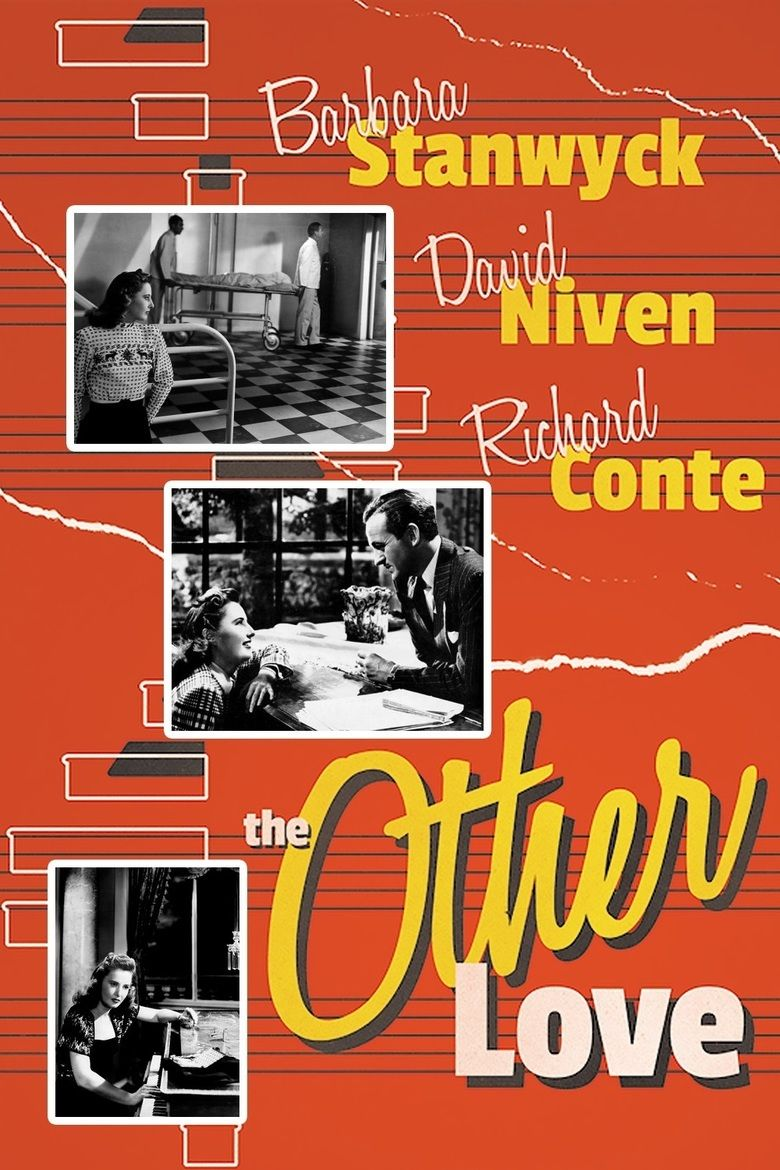 The Other Love movie poster