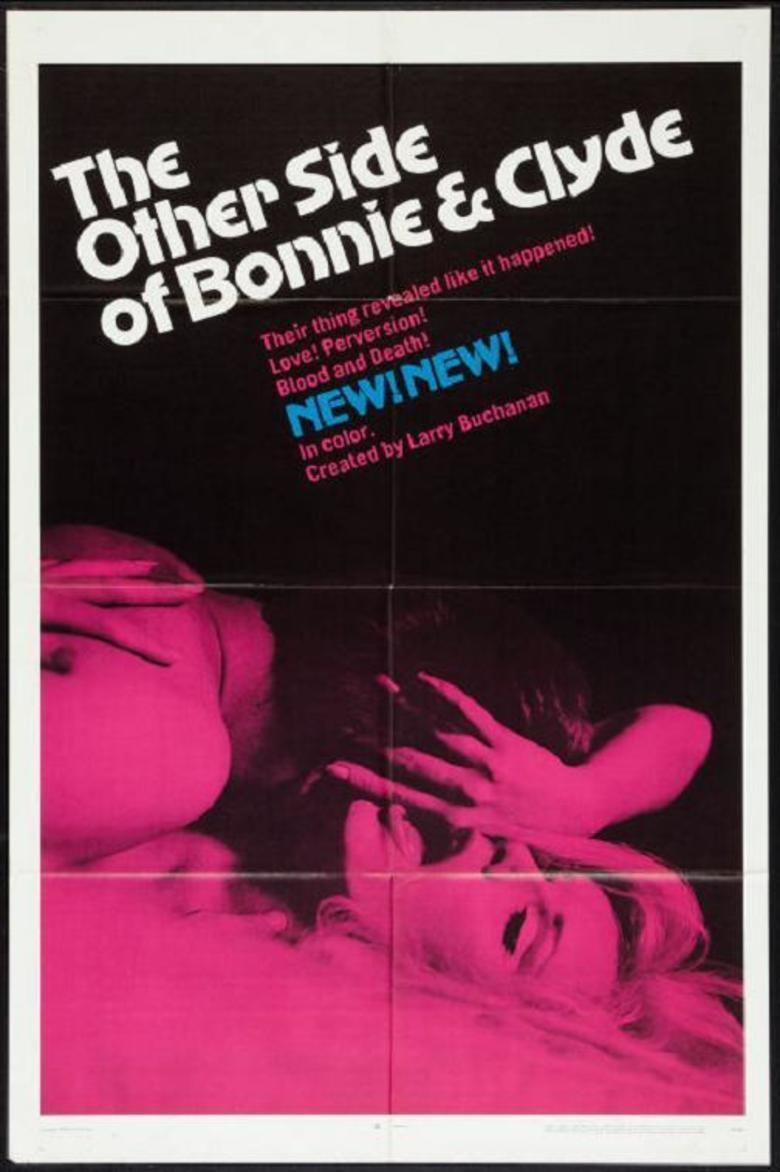 The Other Side of Bonnie and Clyde movie poster
