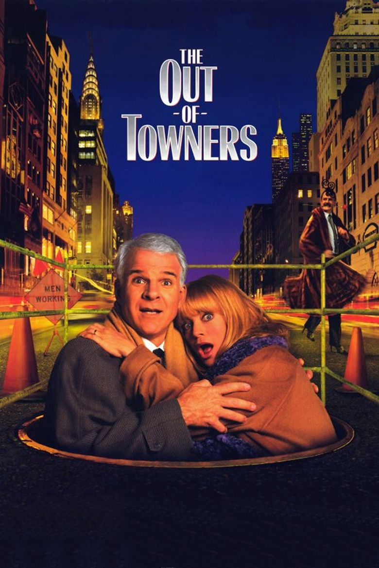 The Out of Towners (1999 film) movie poster