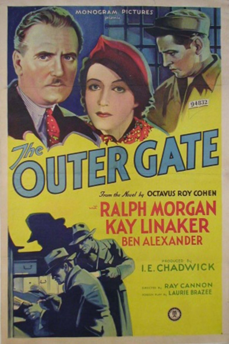 The Outer Gate movie poster