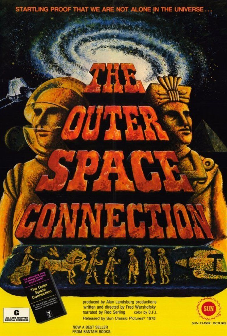 The Outer Space Connection movie poster