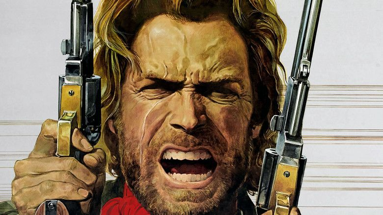 The Outlaw Josey Wales movie scenes