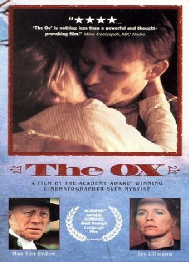 The Ox (film) movie poster