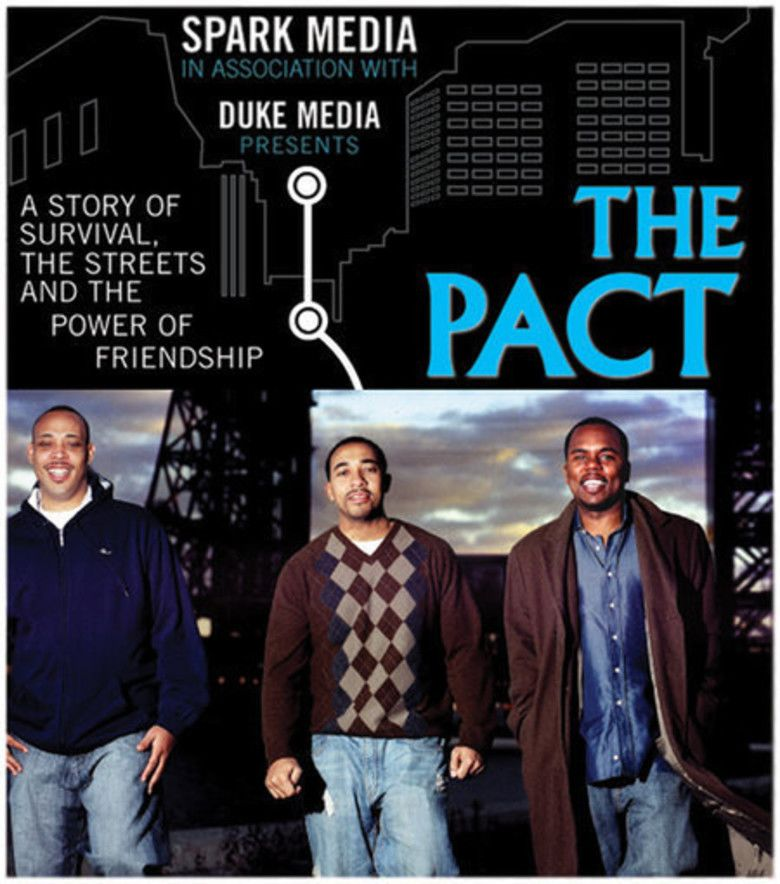 The Pact (2006 film) movie poster