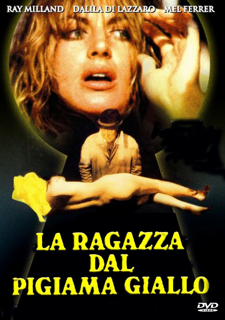 The Pajama Girl Case movie poster