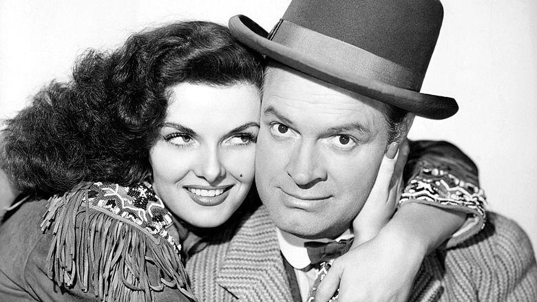The Paleface (1948 film) movie scenes
