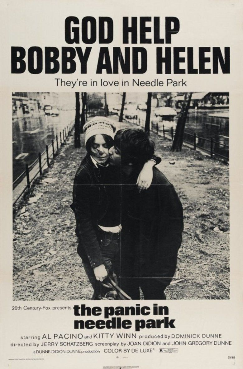 The Panic in Needle Park movie poster