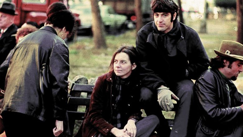 The Panic in Needle Park movie scenes