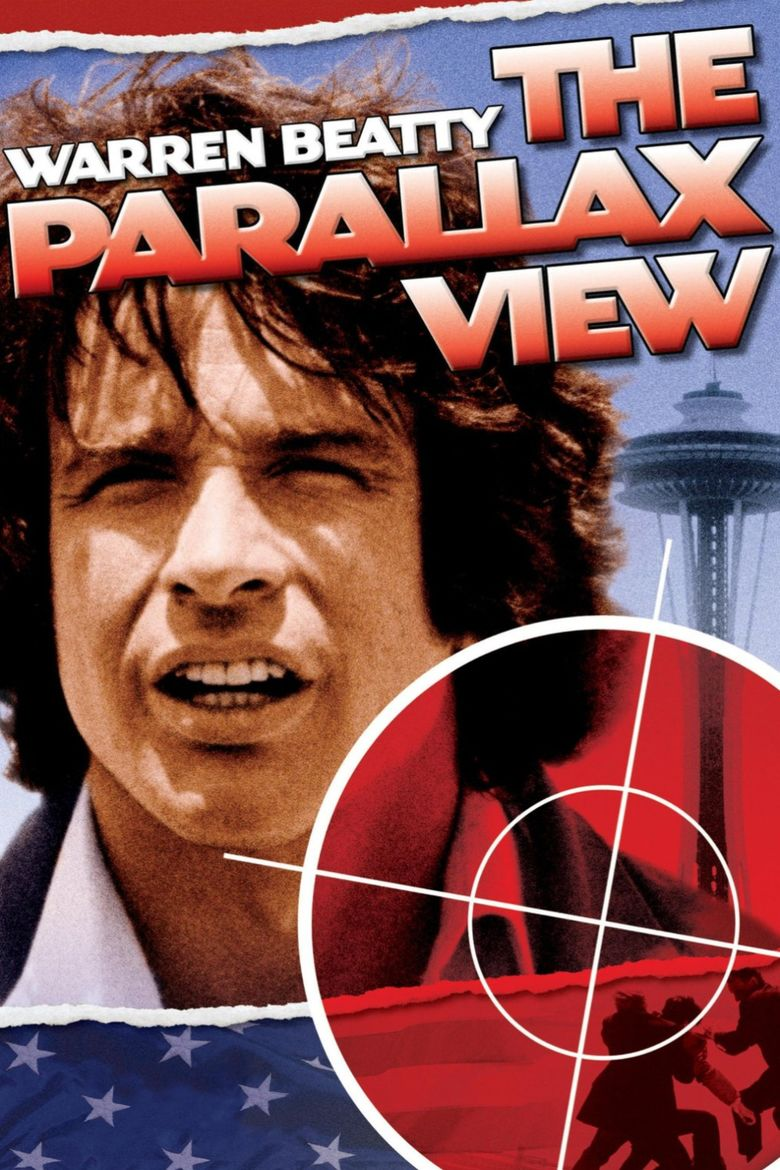 The Parallax View movie poster