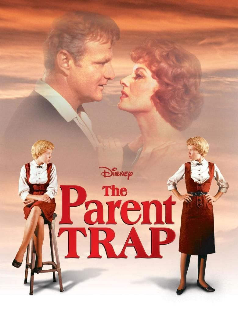 The Parent Trap (1961 film) movie poster
