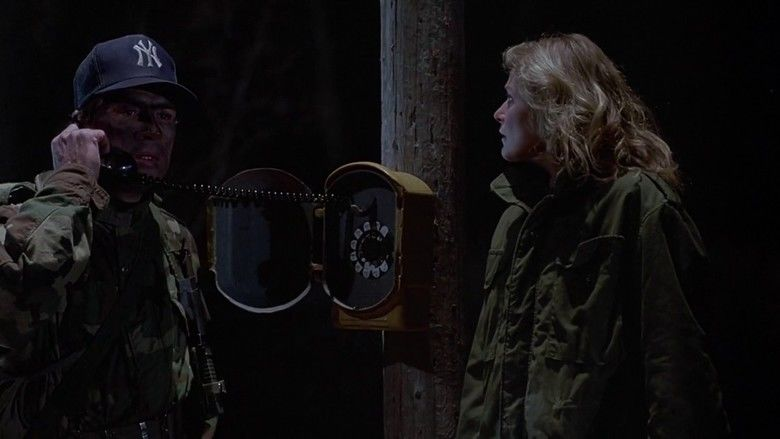 The Park Is Mine (1986 film) movie scenes