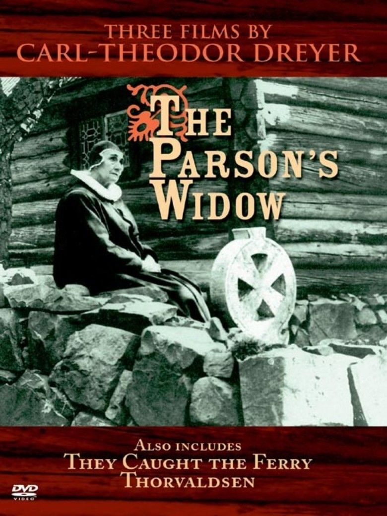 The Parsons Widow movie poster