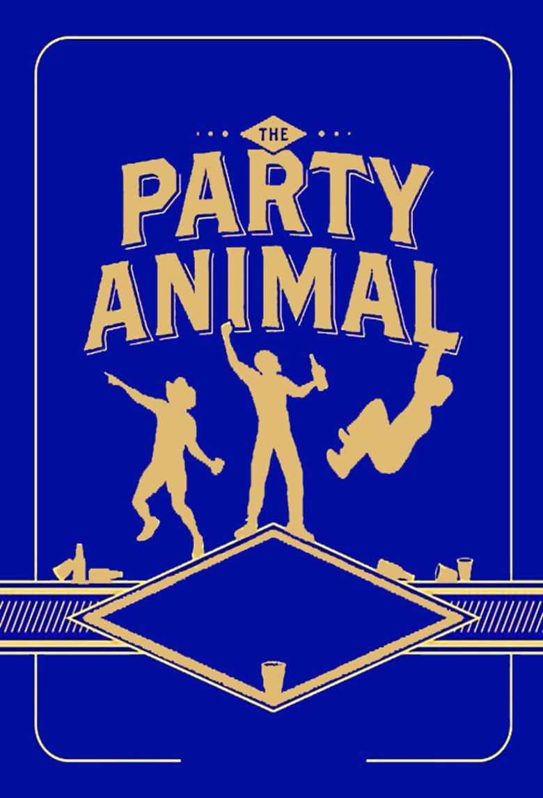 The Party Animal movie poster