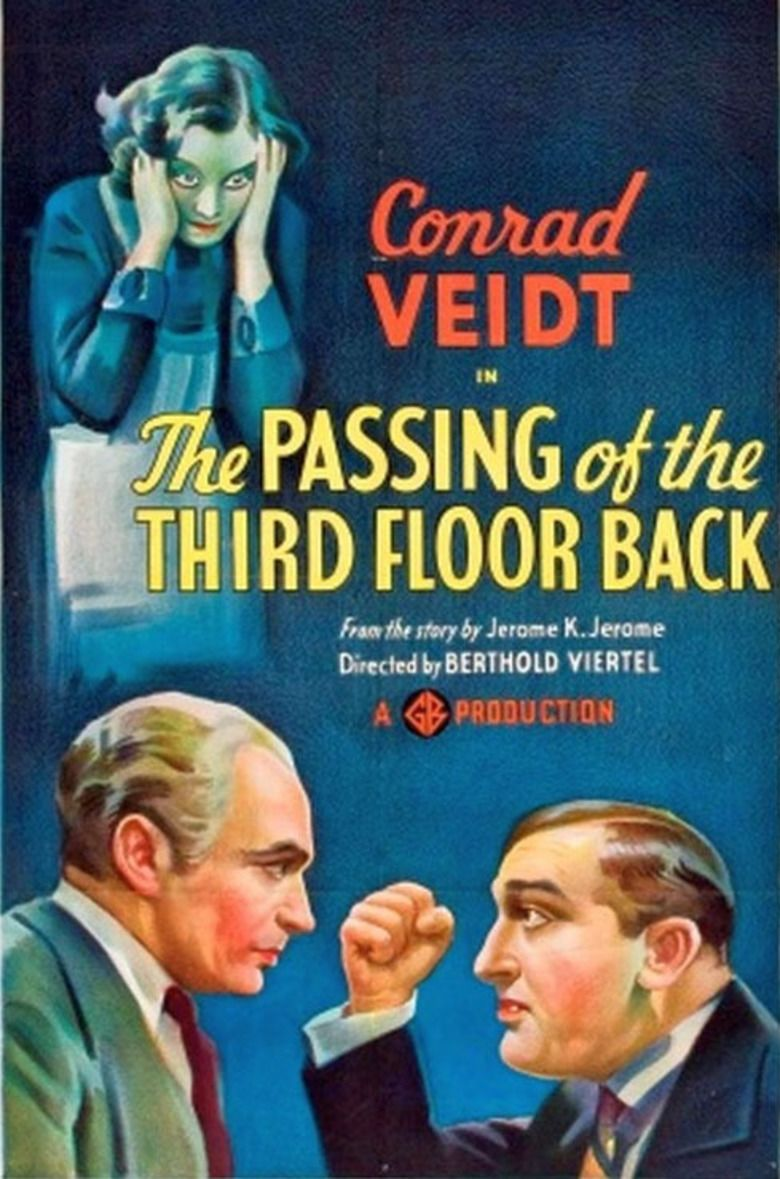 The Passing of the Third Floor Back movie poster