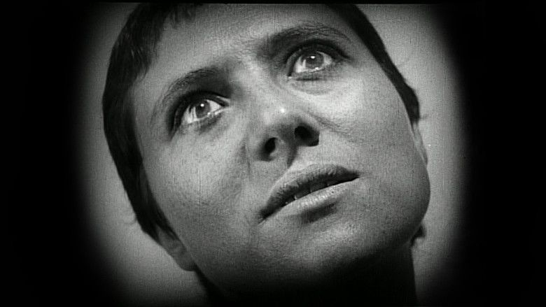 The Passion of Joan of Arc movie scenes