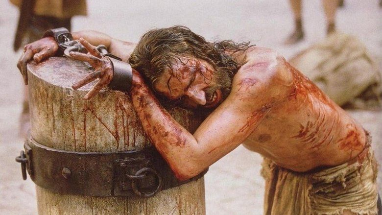The Passion of the Christ movie scenes