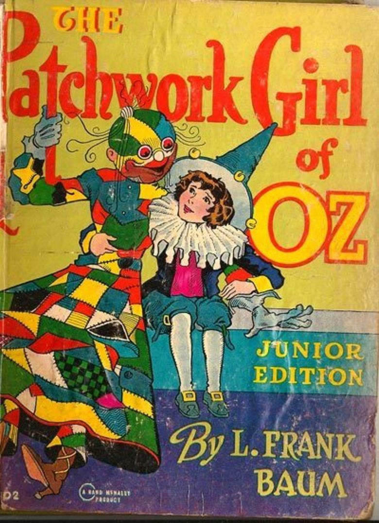 The Patchwork Girl of Oz (1914 film) movie poster