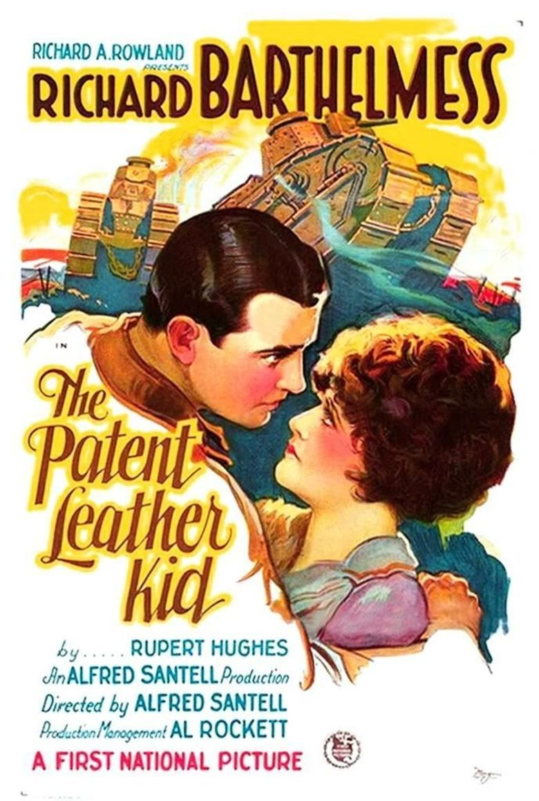 The Patent Leather Kid movie poster