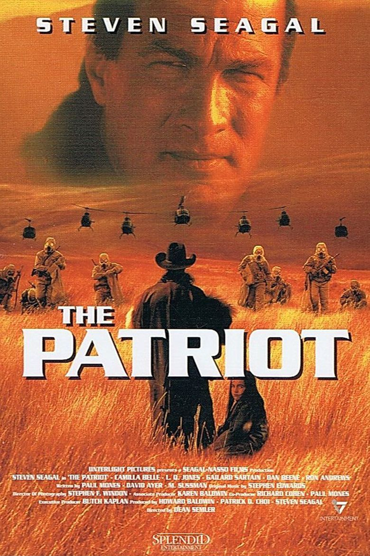 The Patriot (1998 film) movie poster