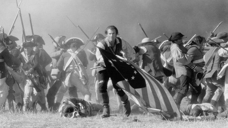 The Patriot (2000 film) movie scenes
