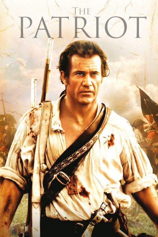 The Patriot (2000 film) movie poster